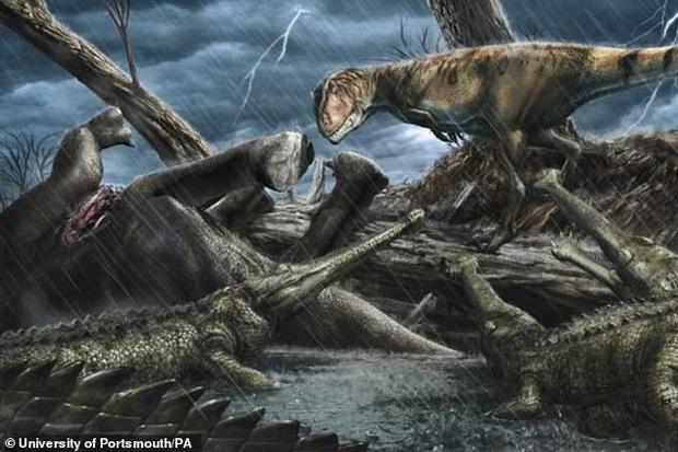Các nhà khảo cổ vừa xác định nơi đáng sợ nhất trong lịch sử Trái Đất, nếu được du hành thời gian cũng không ai dám đặt chân tới - Ảnh 1.