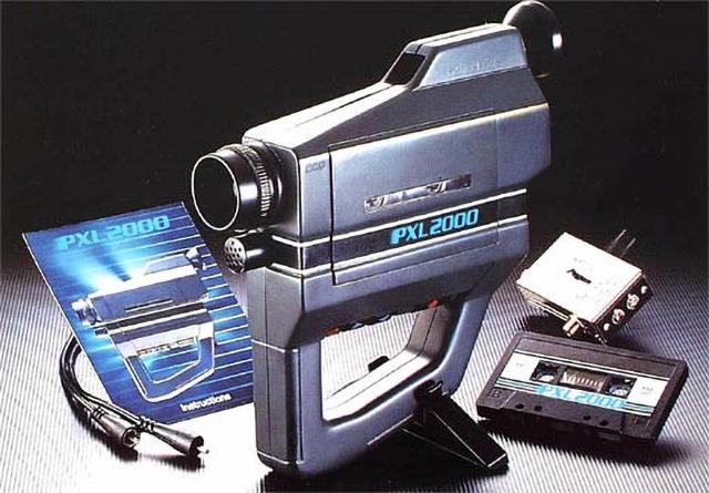 Anh YouTuber tìm được cách quay phim màu bằng băng cassette, chất lượng tuy không cao nhưng vẫn rất ấn tượng - Ảnh 1.
