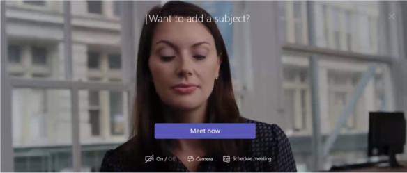 Quyết đấu Zoom, Skype tung tính năng Meet Now không cần đăng ký, không cần cài đặt - Ảnh 1.