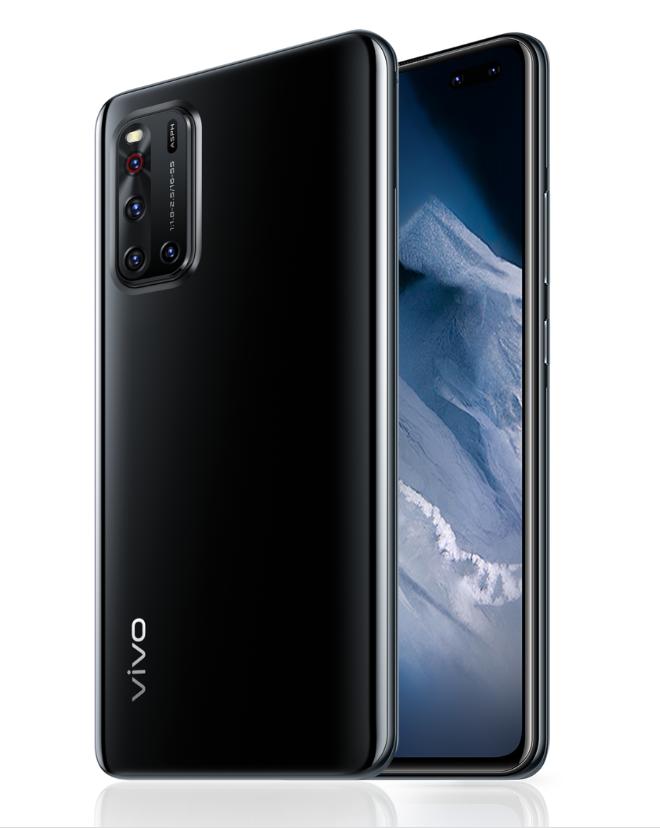 Vivo V19 ra mắt: Snapdragon 712, 4 camera sau 64MP, camera selfie kép 32MP, pin 4500mAh - Ảnh 2.