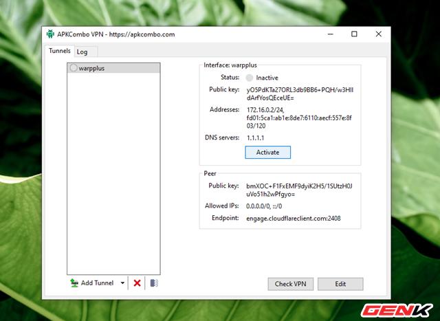 Tăng tốc kết nối mạng khi làm việc tại nhà với APKCombo VPN - Ảnh 4.