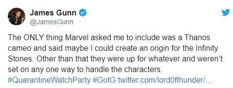 Đạo diễn Guardians of the Galaxy tự bịa nguồn gốc cho Đá Vô Cực, không hề biết chúng quan trọng thế nào trong MCU - Ảnh 4.