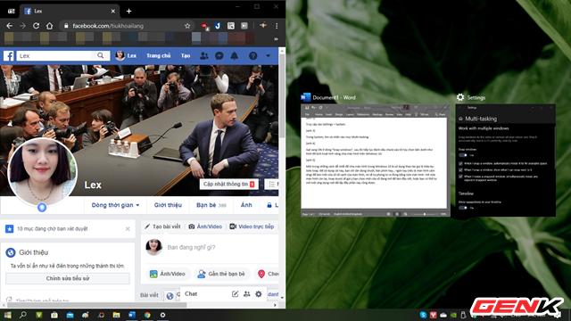 Windows 10 cũng có chức năng chia màn hình như trên macOS, thậm chí là đa năng hơn - Ảnh 5.