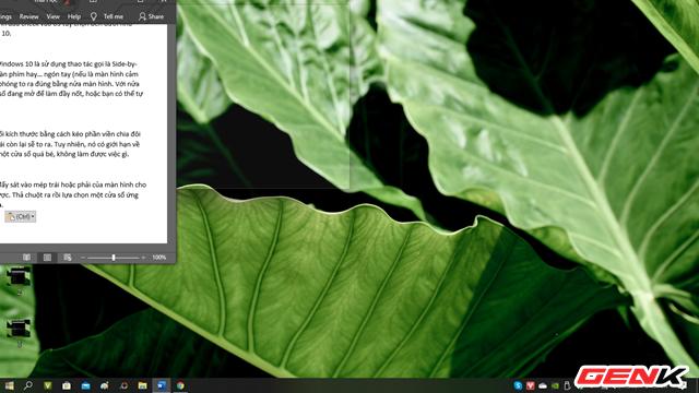 Windows 10 cũng có chức năng chia màn hình như trên macOS, thậm chí là đa năng hơn - Ảnh 7.