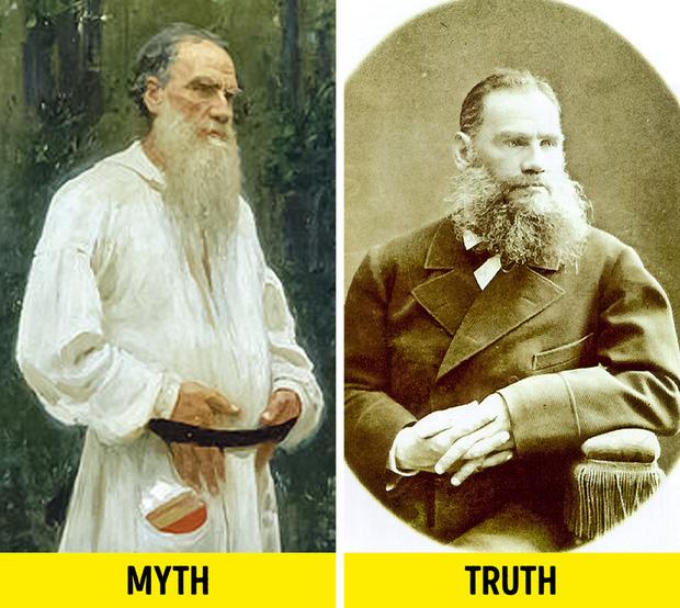 Fakenews vượt thời đại: 6 sự thật phổ biến về các thiên tài đỉnh cao trong lịch sử, hóa ra ai cũng nhầm - Ảnh 4.