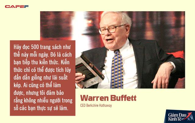 Thử sống như Warren Buffett trong 24h, tôi đã hiểu tại sao tỷ phú này lại thành công: Giàu hay không chưa biết, nhưng tinh thần sảng khoái thì làm gì cũng nên - Ảnh 3.
