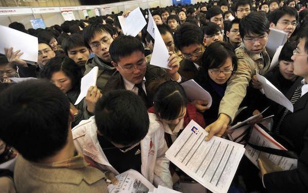 Trung Quốc sắp phải đối mặt cuộc khủng hoảng thất nghiệp chưa từng có trong lịch sử - Ảnh 1.