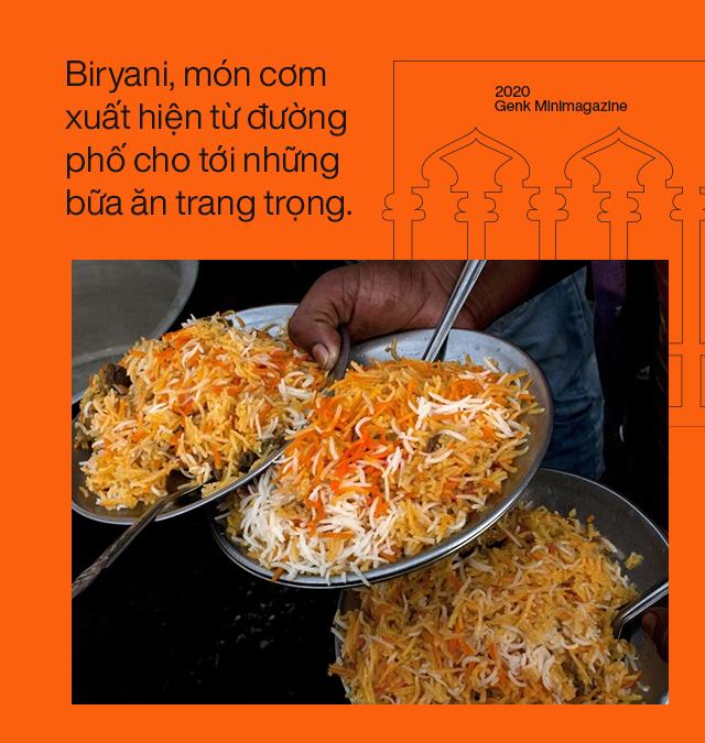 Món cơm rang huyền thoại này đã thống trị bữa ăn ba miền đất Ấn Độ, Pakistan và Bangladesh như thế nào? - Ảnh 2.