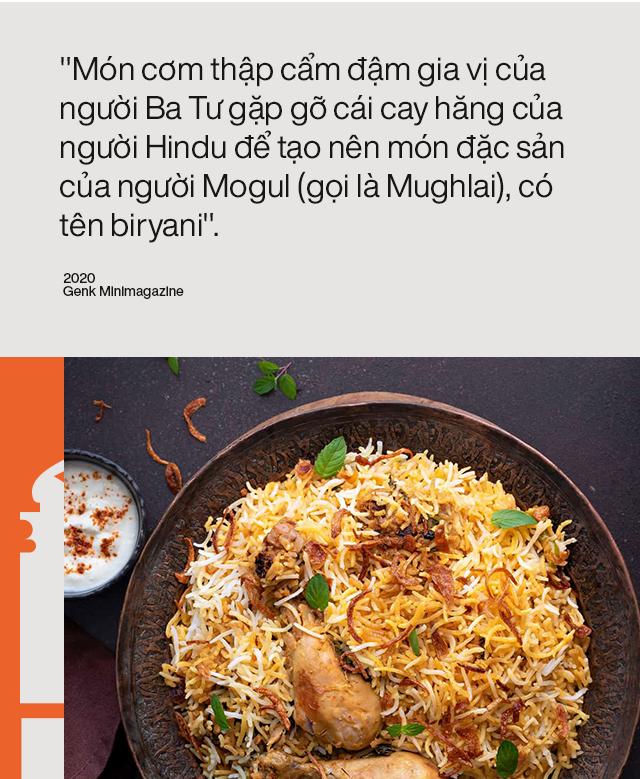 Món cơm rang huyền thoại này đã thống trị bữa ăn ba miền đất Ấn Độ, Pakistan và Bangladesh như thế nào? - Ảnh 5.