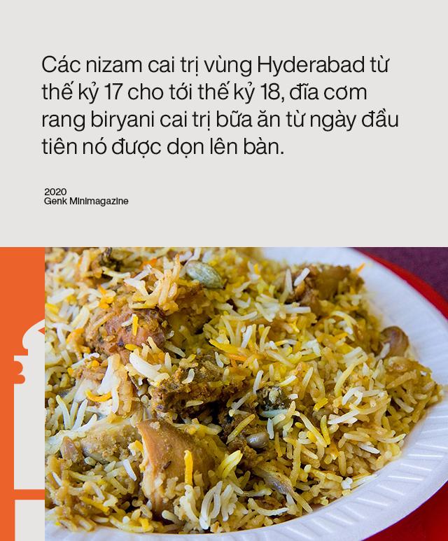 Món cơm rang huyền thoại này đã thống trị bữa ăn ba miền đất Ấn Độ, Pakistan và Bangladesh như thế nào? - Ảnh 11.
