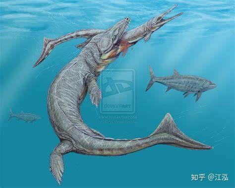 Cá sấu tiền sử dưới đại dương chỉ cần một cú đớp cũng có thể làm thủng bụng ngư long - Ảnh 11.
