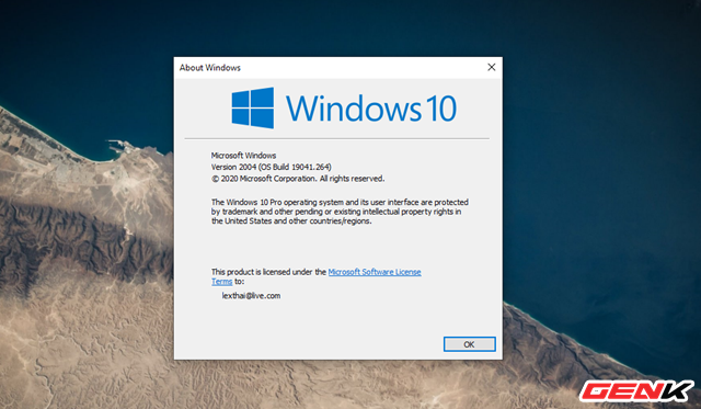 Windows 10 Version 2004 được phát hành: Cortana mới, Task Manager bổ sung xem nhiệt độ GPU và nhiều nâng cấp mới - Ảnh 1.