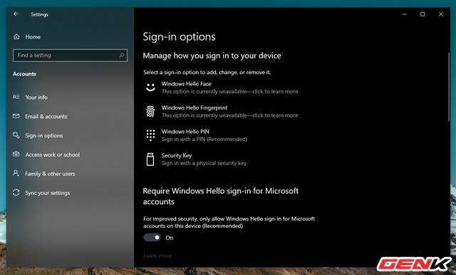 Windows 10 Version 2004 được phát hành: Cortana mới, Task Manager bổ sung xem nhiệt độ GPU và nhiều nâng cấp mới - Ảnh 10.