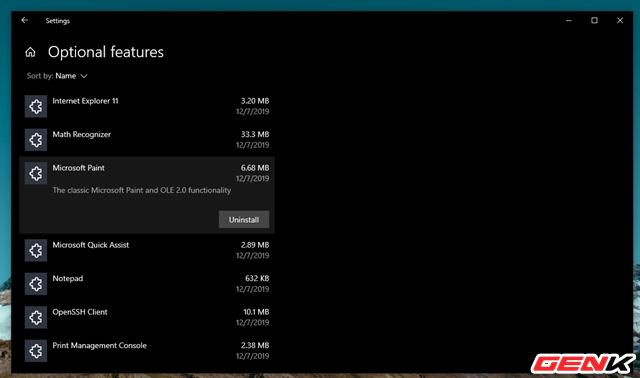 Windows 10 Version 2004 được phát hành: Cortana mới, Task Manager bổ sung xem nhiệt độ GPU và nhiều nâng cấp mới - Ảnh 13.