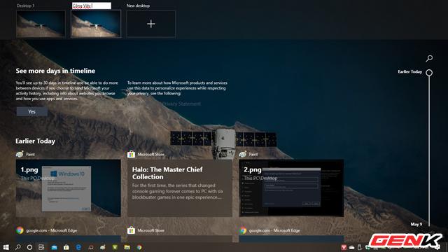 Windows 10 Version 2004 được phát hành: Cortana mới, Task Manager bổ sung xem nhiệt độ GPU và nhiều nâng cấp mới - Ảnh 3.