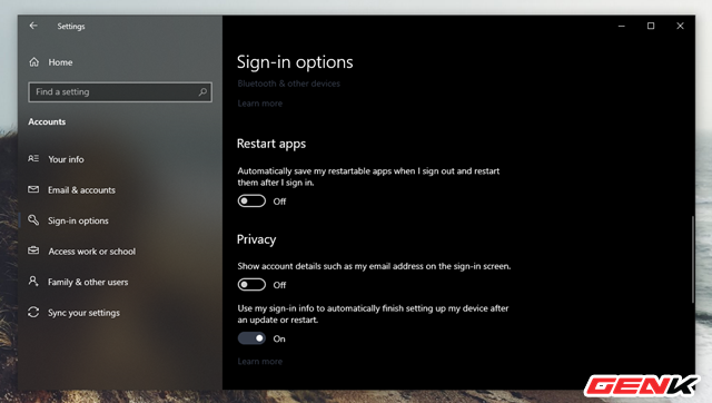 Windows 10 Version 2004 được phát hành: Cortana mới, Task Manager bổ sung xem nhiệt độ GPU và nhiều nâng cấp mới - Ảnh 6.