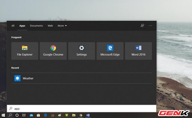 Windows 10 Version 2004 được phát hành: Cortana mới, Task Manager bổ sung xem nhiệt độ GPU và nhiều nâng cấp mới - Ảnh 7.