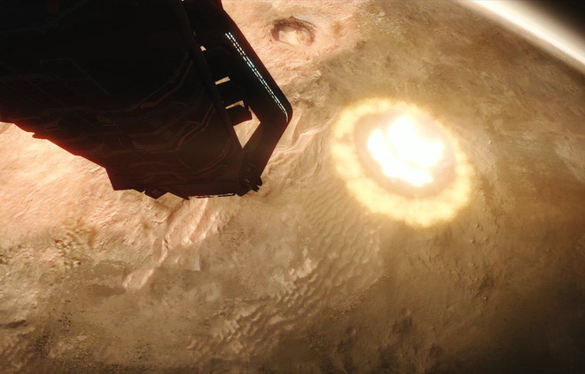Vì sao Elon Musk phải cần tới 10000 tên lửa hạt nhân để bắn phá Sao Hỏa: Chuyên gia vũ trụ Nga đưa ra lời giải thích - Ảnh 1.