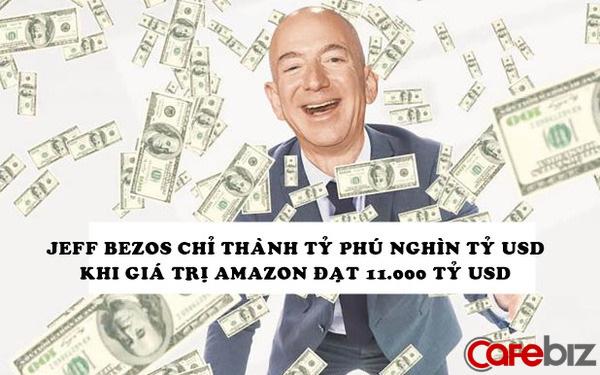 Việc Jeff Bezos có thể trở thành tỷ phú nghìn tỷ USD vấp phải chỉ trích dữ dội, bị Thượng nghị sĩ Mỹ gọi là vô đạo đức - Ảnh 1.