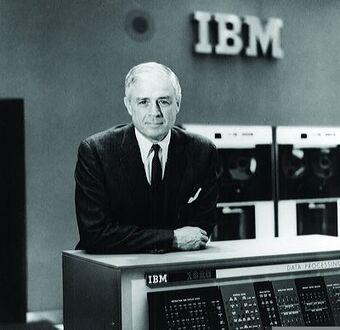 Sa thải công nhân trong khủng hoảng kinh tế có là sai lầm? Lịch sử hãng IBM là minh chứng rõ ràng nhất - Ảnh 2.