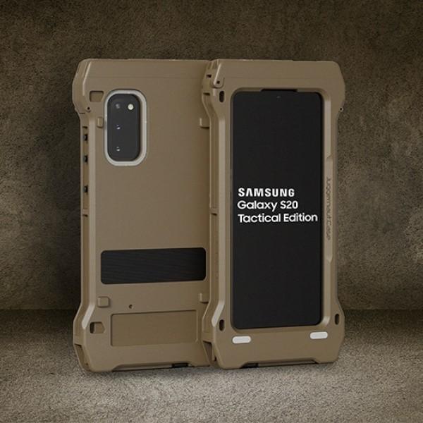 Samsung ra mắt Galaxy S20 phiên bản Tactical Edition siêu bền - Ảnh 4.