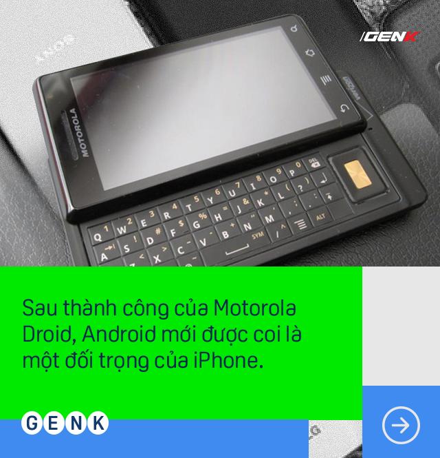 Sony, HTC, LG và Motorola: Sai lầm nào đã khiến những kẻ từng một thời tiên phong cho Android để mất vị thế vào tay người Trung Quốc? - Ảnh 5.