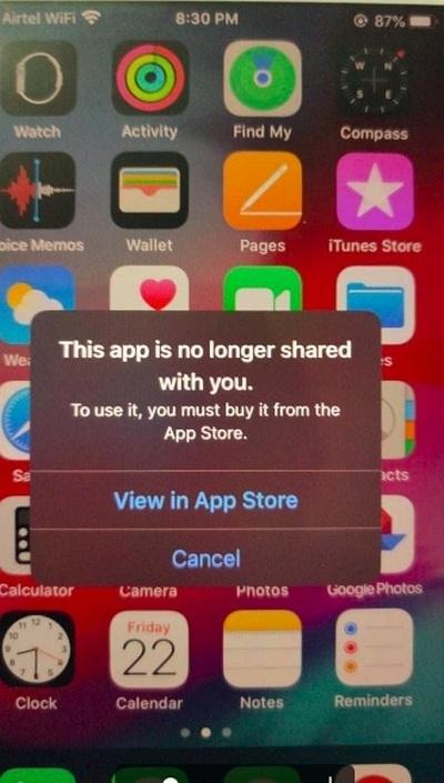 Kho ứng dụng App Store gặp lỗi, chặn người dùng mở các ứng dụng như YouTube và WhatsApp - Ảnh 2.