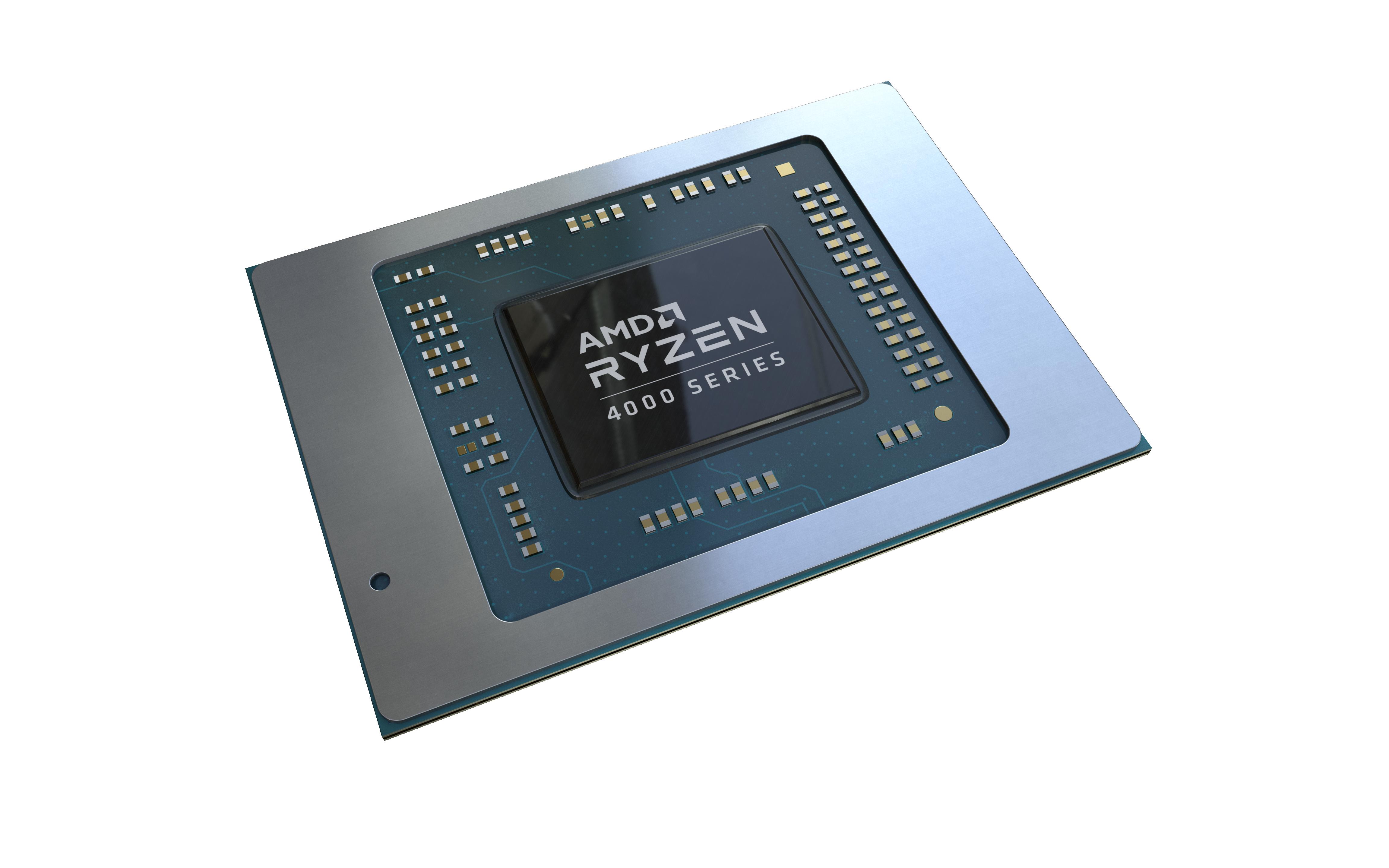 AMD giới thiệu loạt vi xử lý Ryzen 4000 Series dành cho laptop từ phổ thông đến gaming, cuộc chiến với đội Xanh không chỉ còn nằm trên mặt trận PC nữa