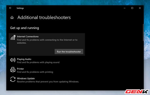 Làm gì khi Windows 10 không nhận diện và kết nối được internet chia sẻ từ iPhone? - Ảnh 5.