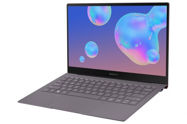 Galaxy Book S 2020 ra mắt: Dùng chip Intel Core, RAM 8GB, pin 17 giờ, giá 29 triệu đồng - Ảnh 1.