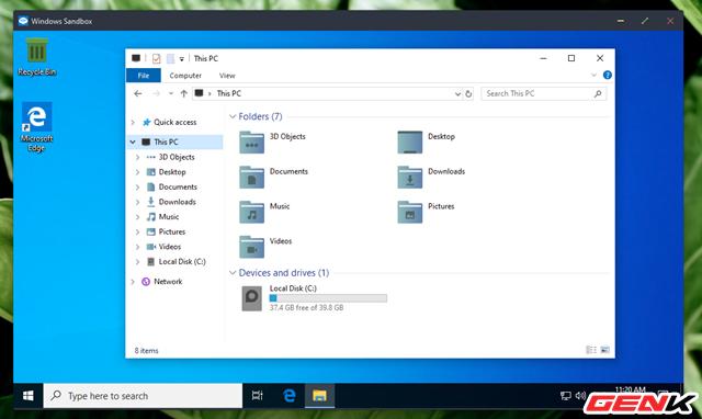 Cách an toàn để khởi chạy phần mềm không đáng tin cậy trên Windows 10 - Ảnh 10.