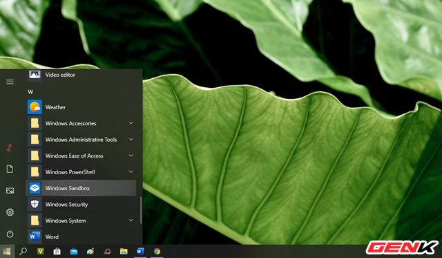 Cách an toàn để khởi chạy phần mềm không đáng tin cậy trên Windows 10 - Ảnh 8.