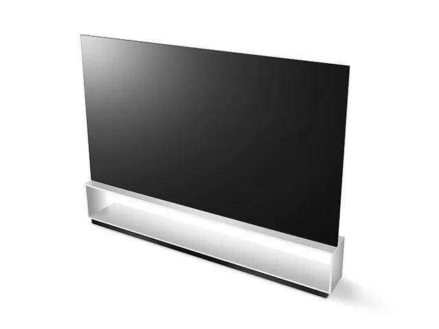 LG ra mắt TV OLED độ phân giải 8K lớn nhất thế giới - Ảnh 1.