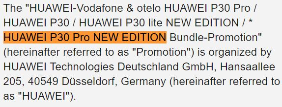 Làm mới P30 Pro một lần nữa để bán ra quốc tế, Huawei vẫn chưa hết phụ thuộc Google - Ảnh 2.