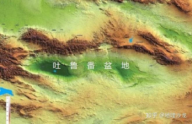 Vì sao thấp hơn mực nước biển nhưng lưu vực Turpan lại không hề có những hồ nước lớn? - Ảnh 5.