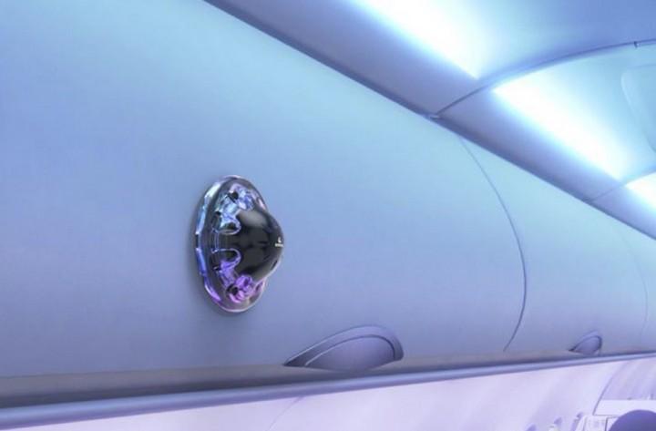 """Airbus hợp tác nghiên cứu cảm biến có thể phát hiện """"mùi"""" của SARS-CoV2 trên máy bay - Ảnh 3."""