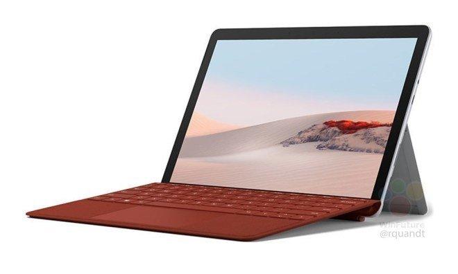 Surface Go 2 lộ ảnh render cùng thông số phần cứng - Ảnh 2.