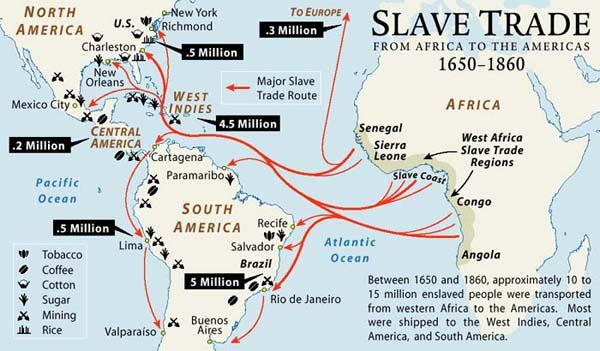 Ba bộ hài cốt tiết lộ lịch sử bi thương của những người gốc Phi đầu tiên đặt chân tới Châu Mỹ - Ảnh 4.