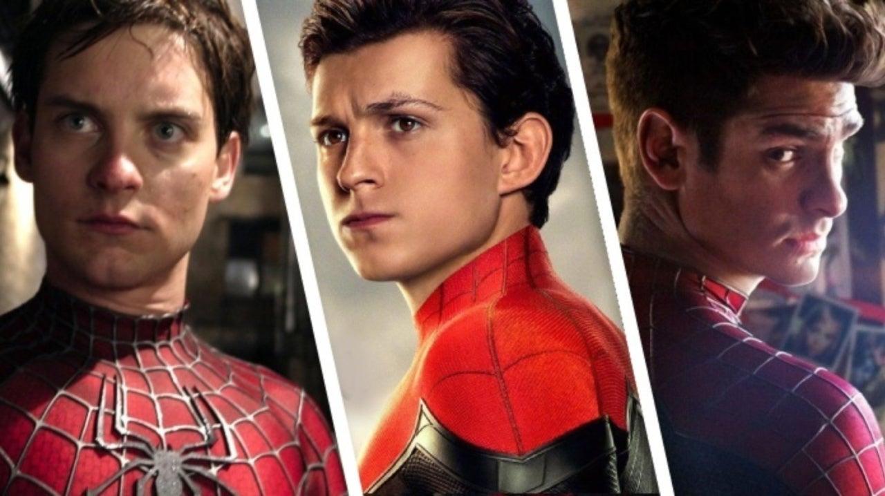 Đáng lẽ 3 phiên bản Spider-Man của Tom Holland, Tobey Maguire và Andrew  Garfield đã có dịp hội ngộ trong Into the Spider-Verse