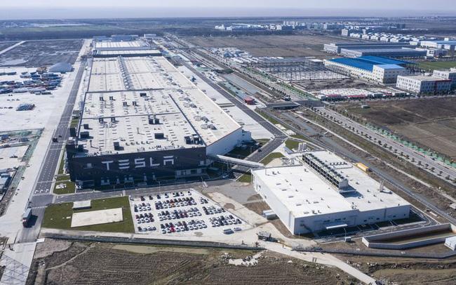 Bloomberg: Tesla đột ngột đình chỉ hoạt động sản xuất tại siêu nhà máy ở Trung Quốc - Ảnh 1.