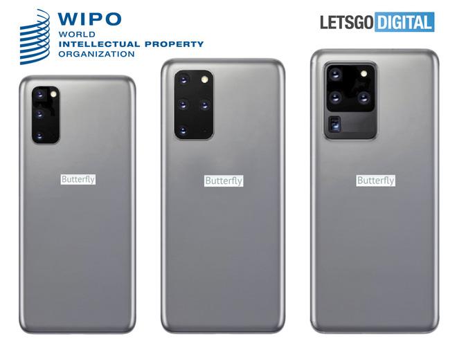 Xuất hiện loạt điện thoại giả mạo Galaxy S20 và Z Flip của Samsung, khác mỗi việc không có nút bấm vật lý - Ảnh 2.