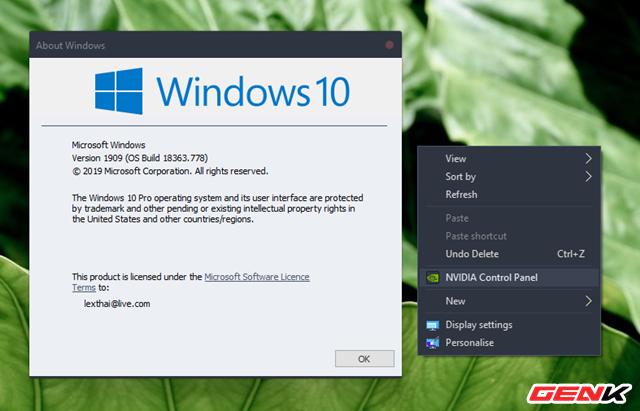 Cách thiết lập sử dụng Card màn hình mặc định cho từng ứng dụng trên Windows 10 - Ảnh 1.
