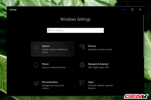 Cách thiết lập sử dụng Card màn hình mặc định cho từng ứng dụng trên Windows 10 - Ảnh 2.
