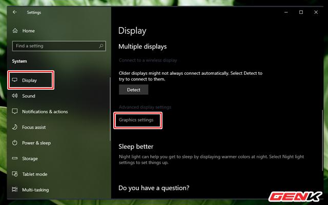 Cách thiết lập sử dụng Card màn hình mặc định cho từng ứng dụng trên Windows 10 - Ảnh 3.
