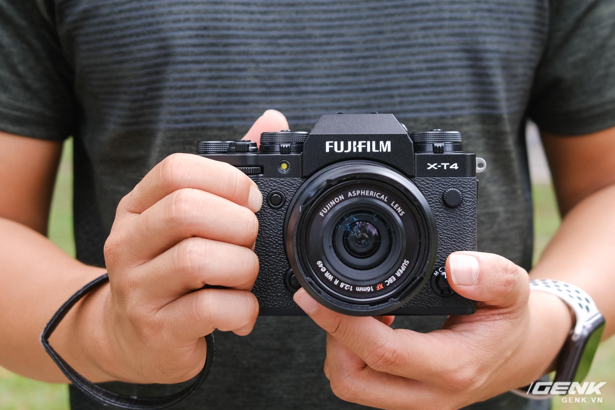 Trải nghiệm nhanh Fujifilm X-T4: Có gì hay và đáng nâng cấp so với đời trước? - Ảnh 15.