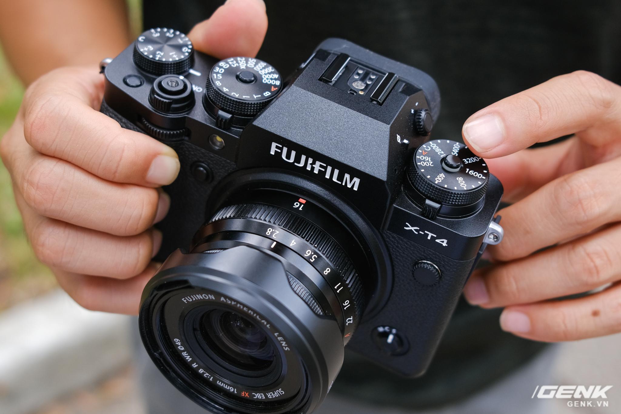 Trải nghiệm nhanh Fujifilm X-T4: Có gì hay và đáng nâng cấp so với đời trước? - Ảnh 10.