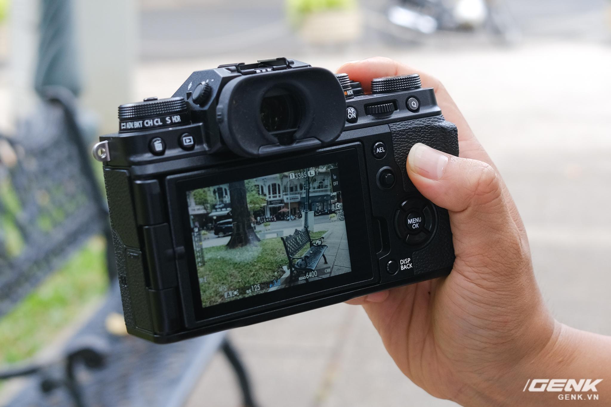 Trải nghiệm nhanh Fujifilm X-T4: Có gì hay và đáng nâng cấp so với đời trước? - Ảnh 5.