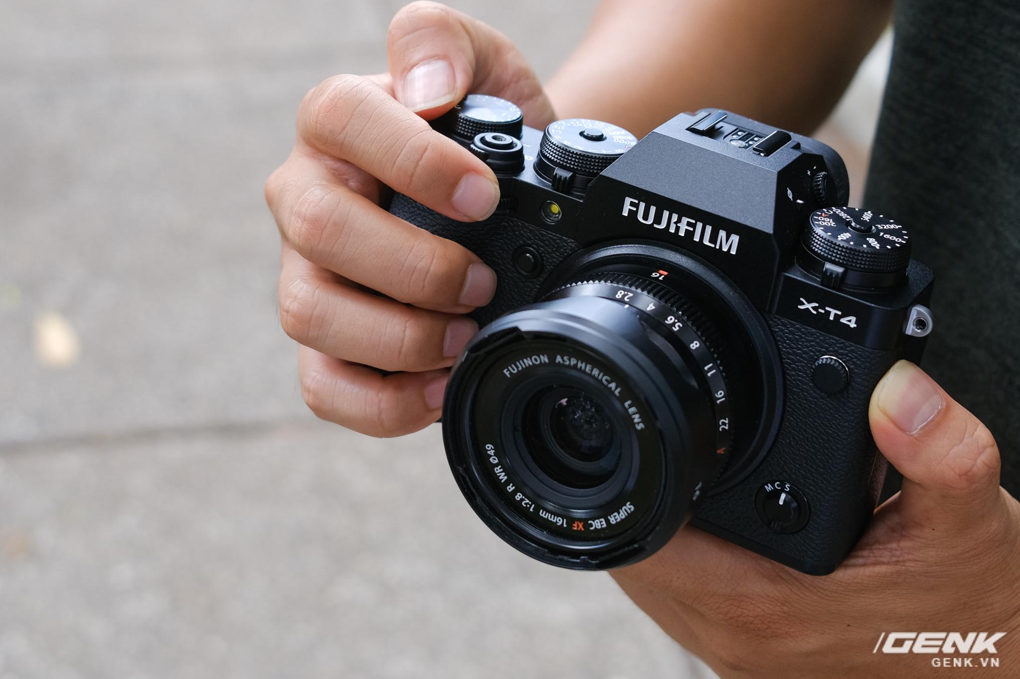 Trải nghiệm nhanh Fujifilm X-T4: Có gì hay và đáng nâng cấp so với đời trước? - Ảnh 3.