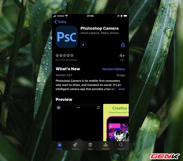 Adobe Camera có gì hay so với các ứng dụng chỉnh sửa ảnh cho smartphone như VSCO hay Camera360? - Ảnh 1.