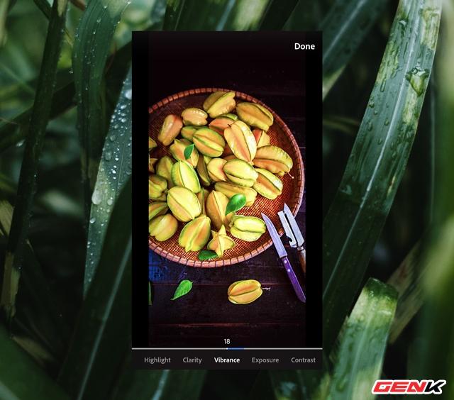 Adobe Camera có gì hay so với các ứng dụng chỉnh sửa ảnh cho smartphone như VSCO hay Camera360? - Ảnh 12.